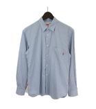 コムデギャルソンシャツ COMME des GARCONS SHIRT × シュプリーム Supreme 12SS シャツ 長袖 ストライプ 切替 コットン マルチカラー XS ☆AA★