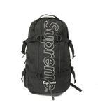 シュプリーム SUPREME 18AW Backpack バックパック デイパック リュック ボックスロゴ ナイロン 黒 ブラック