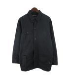 ネイバーフッド NEIGHBORHOOD カバーオール ジャケット 襟切替 コットン 黒 ブラック M