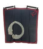 カルティエ Cartier パンサー スカーフ シルク ロゴ ネイビー系 IBS67