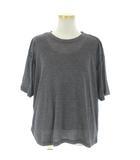 アールエヌエー RNA Tシャツ カットソー 半袖 レイヤード風 グレー M
