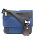 トゥミ TUMI McGraw Mini Messenger Crossbody Bag メッセンジャーバッグ ショルダー 2WAY 69306BTO ブルー系 青系 鞄