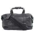 トゥミ TUMI ショルダーバッグ ボストン 2WAY レザー 92149D4 黒 ブラック 旅行鞄 IBS1
