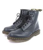 ドクターマーチン DR.MARTENS ブーツ 1460 8EYE BOOTS 8ホール レザー 紺 ネイビー UK8 シューズ 靴
