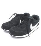 ナイキ NIKE Md Runner 2 GS スニーカー 807316-001 黒 白 ブラック ホワイト 4Y 23 キッズ ジュニア シューズ 靴