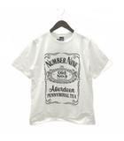 ナンバーナイン NUMBER (N)INE 16SS 復刻 Tシャツ 半袖 プリント コットン S16-NT013 白 ホワイト 3