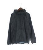オークリー OAKLEY 18SS Enhance Double Cloth Hoody Jacket.QD 8.0 フーディー ジャケット ウィンドブレーカー 総柄 412555JP 黒 ブラック XL