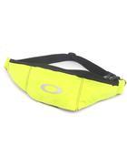 オークリー OAKLEY LYCRA BAG バッグ ボディ ウェスト ポーチ スポーツ 921152JP-762 ナイロン 黄色 イエロー 鞄