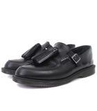 ドクターマーチン DR.MARTENS GRACIA MARY JANE ローファー オックスフォード タッセル レザー 黒 ブラック 8 靴