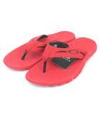 オークリー OAKLEY OPERATIVE SANDAL 2.0 サンダル スポーツ ウォーターシューズ 13477-465 赤 黒 レッド ブラック 28 靴
