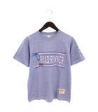 チェスウィック CHESWICK 東洋 ROAD RUNNER Tシャツ 半袖 プリント USA製 ラベンダー S