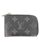 ルイヴィトン LOUIS VUITTON モノグラム エクリプス ポルトモネジュール コインケース 小銭入れ M63536 黒 ブラック 財布