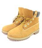 ティンバーランド Timberland クラシック ブーツ 12909W ヌバック レザー アウトドア 茶系 ブラウン系 23 シューズ 靴