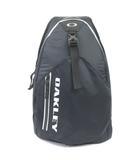 オークリー OAKLEY Commuter Helmet Utility Bag コミューターバッグ スポーツバッグ ボディバッグ リュックサック ヘルメット収納 黒 ブラック 鞄