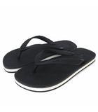 ルイヴィトン LOUIS VUITTON モノグラム モリトールライン トング ビーチ サンダル フラワー 1A2CX4 黒 ブラック 5 靴
