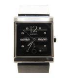 セイコー SEIKO ルキア LUKIA カリテ QUALiTE ダイヤ文字盤 ダイヤベゼル ダイヤリューズ SSQX007 腕時計 アナログ クォーツ ステンレス シルバーカラー