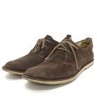 アシックス asics ランウォーク Runwalk カジュアルシューズ スエード ウォーキング WR211G ブラウン系 茶系 26.5 靴 ■SM