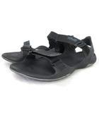テバ Teva サンダル スポーツ ストラップ Barracuda バラクーダ アウトドア 1002863 黒 ブラック 27.0cm 靴 シューズ