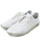 アディダス adidas スニーカー ローカット 911058 白 ホワイト系 28 靴 ■SM