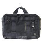 ポーター PORTER 吉田カバン ビジネスバッグ ブリーフケース ヒート 3WAY リュック ショルダー 黒 ブラック 鞄