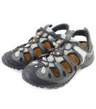 メレル MERRELL カメレオン カーゴ スポーツ サンダル グレー ブラック系 26 靴 ■SM