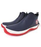 ジョリーウォーク Jolly walk レインブーツ 雨靴 ショート 防滑 スポーツ ランニング JW228 紺 ネイビー 28.0 靴 シューズ ■SM