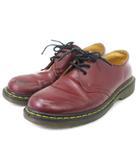 ドクターマーチン DR.MARTENS ブーツ 3ホール シューズ レザー 革靴 AW004 チェリーレッド 8 靴 ■SM