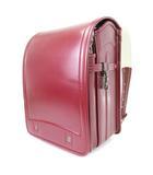 KAZAMA BRAND カザマ ブランド ランドセル バッグ クラリーノ 赤茶系 鞄 ■SM