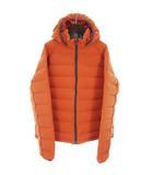 エディーバウアー EDDIE BAUER ダウンジャケット 長袖 フード 01-9417 EB900 オレンジ XL アウター 大きいサイズ