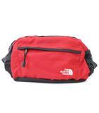 ザノースフェイス THE NORTH FACE バッグ ボディ ウエスト クラシックカンガ アウトドア NM06554A 赤 黒 レッド ブラック 鞄