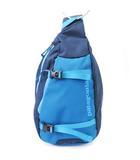 パタゴニア Patagonia ボディバッグ Atom アトム スリング 8L ワンショルダー アウトドア 青 紺 ブルー ネイビー 鞄