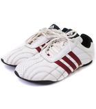 アディダス adidas スニーカー トレーニング フットサル シューズ スポーツ G62561 白 ホワイト 赤 黒系 27.5 靴 ■SM