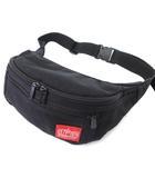 マンハッタンポーテージ Manhattan Portage アレイキャット ウエスト バッグ ボディバッグ コーデュラナイロン MP1101 黒 ブラック 鞄 ■SM