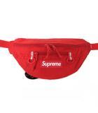 シュプリーム SUPREME 19SS Waist Bag ウエストバッグ ウエストポーチ ボディバッグ レッド RED 赤