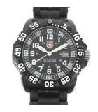 ルミノックス LUMINOX NAVY SEAL COLORMARK 腕時計 3050 3950 SWISS MADE カーボン 黒 ブラック