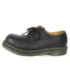 ドクターマーチン DR.MARTENS 3EYE レザーブーツ シューズ AW006 黒 ブラック UK8