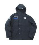 シュプリーム SUPREME The North Face ノースフェイス 18AW Expedition Jacket マウンテンジャケット M ブラック 黒 NF0A3SDIJK-M
