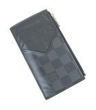 ルイヴィトン LOUIS VUITTON N64038 ダミエ グラフィット コインカード ホルダー カードケース 小銭入れ