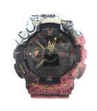 カシオジーショック CASIO G-SHOCK ワンピース ONE PIECE コラボ 腕時計 ウォッチ GA-110JOP-1A4JR