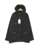 バテンウェア Battenwear NORTHFIELD PARKA ノースフィールド マウンテンパーカー 裏ボア 黒 ブラック M