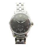 H384110 ジャズマスター シンライン クオーツ 腕時計 ウォッチ シルバー グレー
