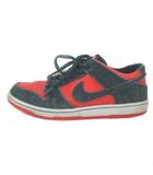 ナイキ エスビー NIKE SB ZOOM DUNK LOW PRO NIGHTSHADE US8 26 NIGHTSHADE/NIGHTSHADE-CHL RED 854866-336 ■HT