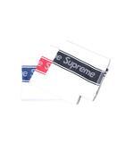 シュプリーム SUPREME 未使用品 2019SS SUPREME シュプリーム Dish Towels (Set of 3) ディッシュタオル White 白/●