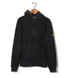 シュプリーム SUPREME 未使用品 2019SS SUPREME × STONE ISLAND シュプリーム ストーンアイランド Hooded Sweatshirt パーカー Small Black 黒/●