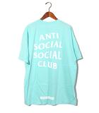ネイバーフッド NEIGHBORHOOD 2018SS  Anti Social Social Club × NEIGHBORHOOD ネイバーフッド ASSC.TURBO / C-TEE.SS Tシャツ XL LIGHT BLUE/●