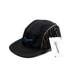 シュプリーム SUPREME 未使用品 2019SS SUPREME × NIKE シュプリーム ナイキ Boucle Running Hat キャップ Black Free/●