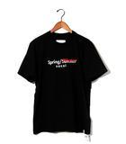 サカイ sacai 未使用品 2019SS sacai サカイ 19-01928M Spring Winter Printed T Shirt Tシャツ 2 BLACK 黒/●
