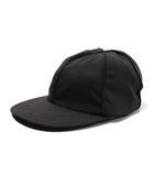 ヴォー VOO VOO ヴォー VOOMAL CAP BY DECHO デコー ベースボールキャップ CAP 帽子 ブラック /◆