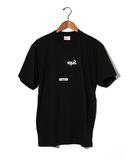 シュプリーム SUPREME 未使用品 2018AW SUPREME × COMME des GARCONS シュプリーム コムデギャルソン CDG SHIRT Split Tee Tシャツ M Black 黒/●