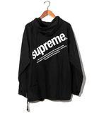 シュプリーム SUPREME 2016SS SUPREME シュプリーム Nylon Packable Poncho ナイロン パッカブル ポンチョ M Black 黒/●